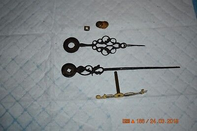 Antique Grandfather Clock Hands for project