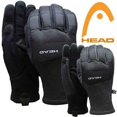 New! Mens Head Hybrid Gloves! Sensatec Touchscreen Technology Variety Size/Color