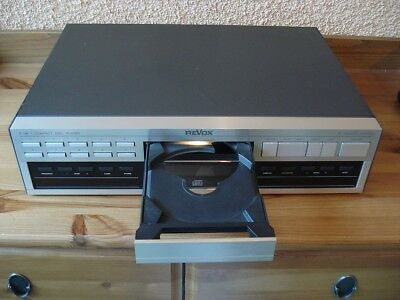 REVOX B126 B 126 CD  100 to 240 Volts  50/60Hz