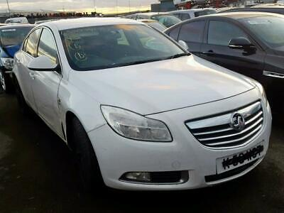 Breaking 2010 VAUXHALL INSIGNIA S OLYMPIC WHITE FOR PARTS SPARES 2.0 DIESEL