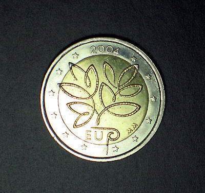 2004 FINLANDE 2 euro COMMEMORATIVE  circulated