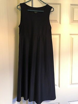 New Look Navy Maternity Dress Size 8