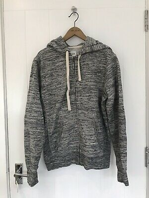 Gap Mens Grey Hooded Tracksuit Size Xs(Top)-S(Bottom)