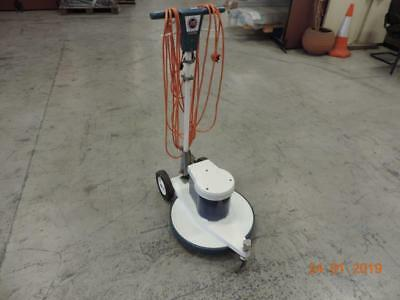 """Rotary Scrubber/Buffer/Polisher Floor Cleaner to suit 17"""" Pads"""