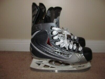 46b4dbe679d SIZE 9R YOUTH Bauer Vapor X40 Hockey Skates-VERY Good -  34.99 ...