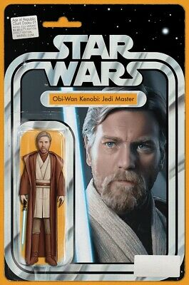 Star Wars Obi-Wan Exclusive JTC Action Variant! Age Of Republic Count Dooku 3000