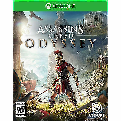 Assassin's Creed Odyssey Standard Edition Xbox One 2018
