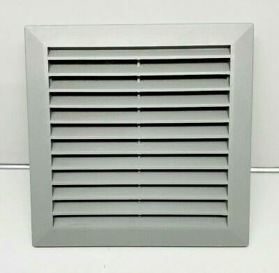 MCLEAN SG-0500-002 EXHAUST GRILL w/ FILTER  TYPE 12