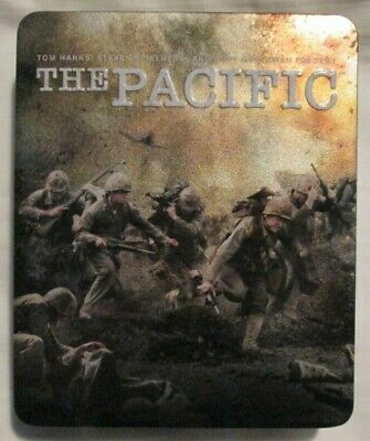 The Pacific (6 Blu-Ray discs set, 2010)