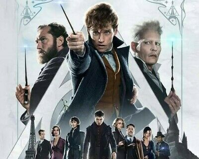 """fantastic Beasts: The Crimes Of Grindelwald "" (Dvd)"