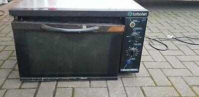 BLUESEAL Commercial Electric Turbo Fan Used Convection Oven