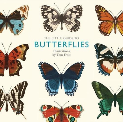 Little Guide To Butterflies (UK IMPORT) BOOKH NEW