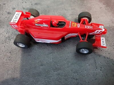 VOITURE HORNBY SCALEXTRIC  : F1 - xerox - pioneer