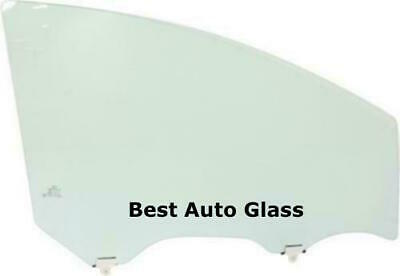Fits 14-17 Nissan Versa Note Hatchback Passenger Side Front Door Window Glass