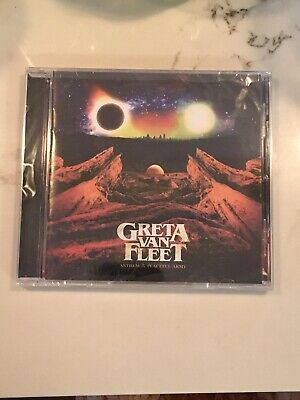Greta Van Fleet Anthem Of The Peaceful Army BRAND NEW FACTORY SEALED CD
