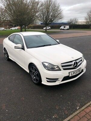 Mercedes C220 AMG Coupe