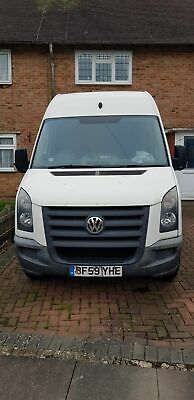 Volkswagen Crafter 2.5 tdi mwb  2009 - For Spares or Repair