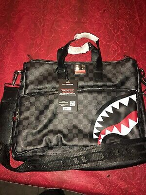 64468112d13a SPRAYGROUND BACKPACK SHARK in paris (black)  Sold Out  -  315.00 ...