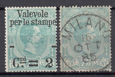 (602-18) Italy Mng/used Classics