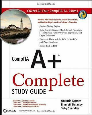 CompTIA A+ Complete Study Guide by Docter, Quentin