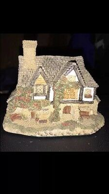 """Hogs Head Beer House"" by David Winter 1985-Hand Made-Hand Painted-Great Britain"