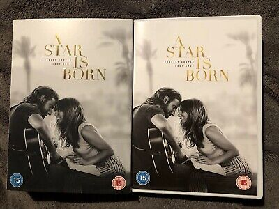 A Star Is Born DVD 2019 Bradley Cooper