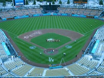 2 Tickets Milwaukee Brewers @ Los Angeles Dodgers 4/13/19 Los Angeles, CA