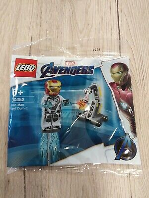 LEGO 30452 Iron Man and Dum-E  NEW/OVP