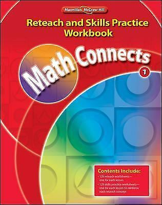 GO MATH! 1ST Grade Level 1 Reteach Book Blackline Masters