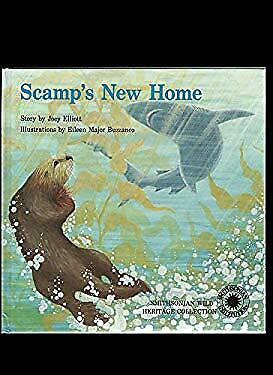 Scamp's New Home by Elliott, Joey -ExLibrary