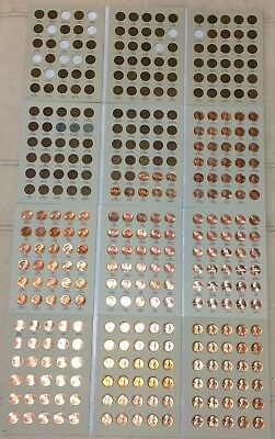 1909 VDB - 2018 Lincoln Cent Collection P D S + Indian + BU Wheat Penny + Proof