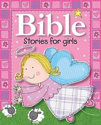 Bible Stories for Girls by Ede, Lara