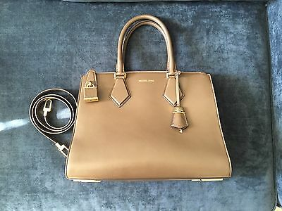 e50d0fc3a64b NWOT $1980 MICHAEL Kors Collection Large Casey Satchel - $499.99 ...