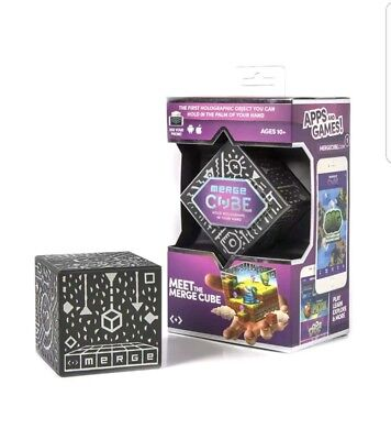 """New """"merge Cube Augmented/virtual Reality"""