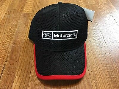 cd1387ef9f0 Ford Cars Hat Motorcraft Mesh OS Strapback Dad Cap Adjustable Baseball Cap