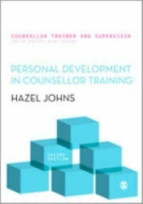 Personal Development in Counsellor Training-ExLibr