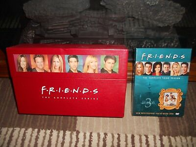 Friends - The Complete Series Collection (DVD, 2006) Seasons 1-6 Box set
