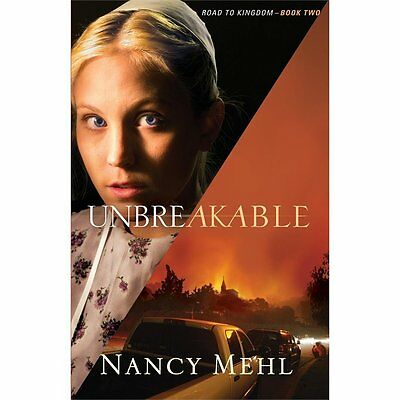 Unbreakable by Mehl, Nancy-ExLibrary