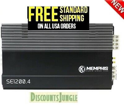 Memphis Membx Car Audio Digital Bass Restoration Processor Expander