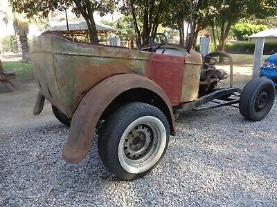 Dodge Chrysler 1927 Tub Hot Rod A Ford Chassis 318 V8 Suit Rat Rod Drag Project