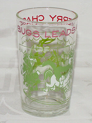 "PERFECT Vintage ""LOONEY TUNES"" Cartoon SWANKY SWIG Water Tumbler #3!"