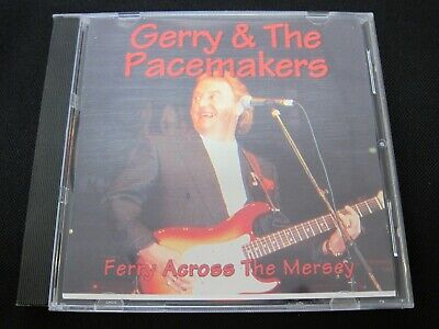 Gerry & The Pacemakers - Ferry Across The Mersey - EX - NEW CASE!!!
