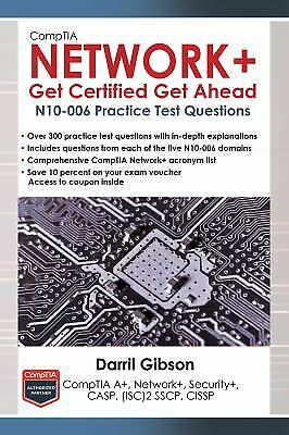 CompTIA Network+ N10-006 Practice Test Questions (