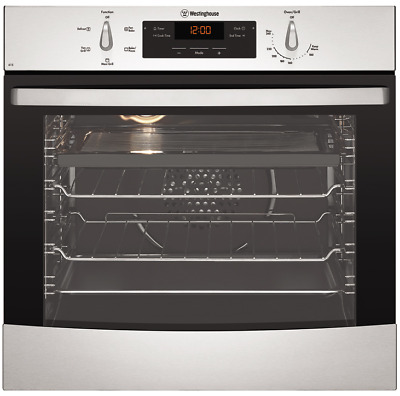 WVE615S WESTINGHOUSE  Stainless steel multifunction oven
