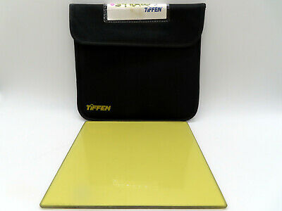 Tiffen 6.6x6.6 Straw 3 Solid Color Filter