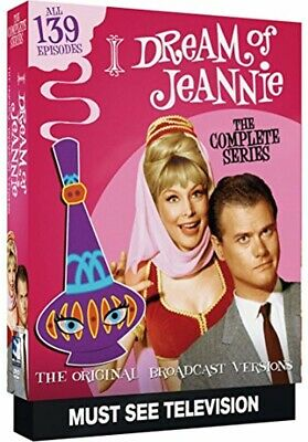 I Dream of Jeannie - The Complete Series Sealed ORIGINAL DVD