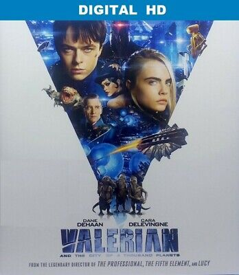 Valerian and the City of A Thousand Planets * DIGITAL CODE ONLY *