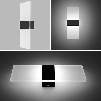 3W 6W LED Wall Sconce Light Modern Indoor Lamp Corridor Living Room Bedroom