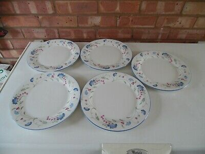 "Royal Doulton Expressions 10.5"" Dinner Plate - Windermere - Set of 5"