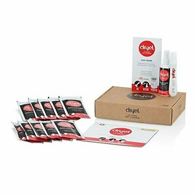 Dryel At-Home Dry Cleaner Refill Kit, Includes Dry Cleaning Cloths and To-Go Sta